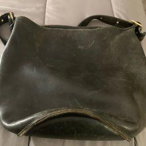 Vintage Coach Bucket Bag